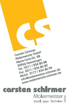 Carsten Schirmer Malermeister GmbH